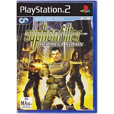 PLAYSTATION 2 SYPHON FILTER THE OMEGA STRAIN PAL PS2 [UVG] YOUR GAMES PAL