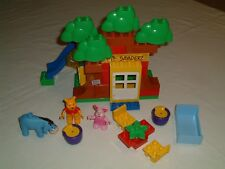 Lego Duplo  5947 Disney Winnie the Pooh's House 100% complete no original box