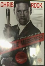 Chris Rock Kill the Messenger DVD Classic Stand Up Comedy Live Routine