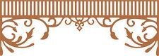 Cheery Lynn Designs Die  Southern Charm Valance  B454