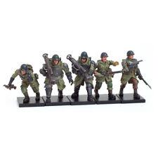 WWII USA Special Forces JOY TOY 1/72 Finished 5 figures model Set JOY TOY