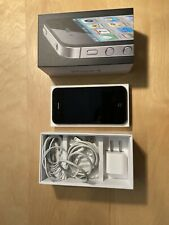 Apple iPhone 4 - 16GB - Black (Unlocked) A1349 (CDMA)