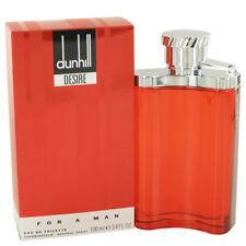 Dunhill Desire Fragrance 3.4oz Eau De Toilette MSRP $65 NIB