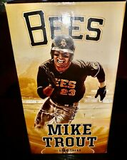Mike Trout Salt Lake Bees 2013 Bobble head RARE BRAND NEW! A+ Condition.