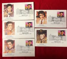 Elvis Presley 1st Day Of Issue 29 Cent Stamp Jan 8 1993 Memphis TN 5