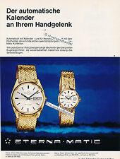 Eterna-Matic-3000-1967-Reklame-Werbung-genuine Advertising -  nl-Versandhandel