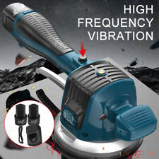 16.8V Tile Vibrator Suction Cup Tiling Tool Machine Floor Laying Machine+Battery