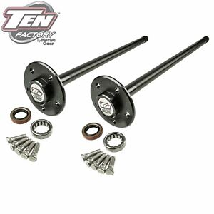 TEN Factory MG22185 Performance Axle Kit Fits 94-98 Mustang
