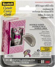 Scotch 36-Yard Acid Free ATG Tape Glider Refill Roll