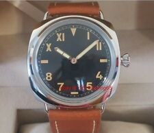 Superior quality PARNIS 47mm without logo Mechanics hand winding Men's watch