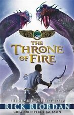 The Kane Chronicles: The Throne of Fire By Rick Riordan. 9780141335650