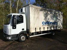 Iveco Curtain Side Manual Commercial Lorries & Trucks