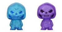 Masters of the Universe Skeletor Blue & Purple Hikari XS Vinyl Figure Set