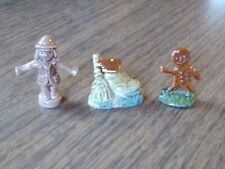 Wade Red Rose Tea Figurines Gingerbread Man Scarecrow Old Woman In The Shoe
