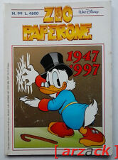 ZIO PAPERONE 99 Carl Barks Walt Disney MONDADORI 1997