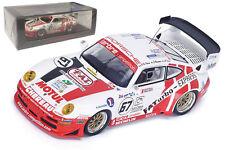 Étincelle S4450 Porsche 911 GT2 #67 Le Mans 1999 De Thoisy/Jarier/Bourdais - 1/43