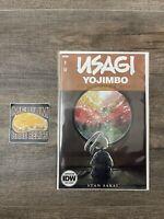 Usagi Yojimbo Wanderer's Road #1 Peach Momoko NYCC Variant Limited to 700 NM