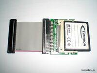 "4GB 2,5"" IDE CF Compact Flash Hard Drive Festplatte Kabel Amiga 600/1200 NEU"