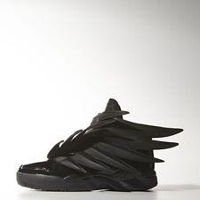 Adidas Men's Jeremy Scott 3.0 Wings DARK KNIGHT Shoes Size 5.5 us D66468