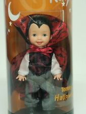 Mattel Barbie Halloween Tommy Lil Friend Of Kelly Doll Vampire Costume 2001 NEW