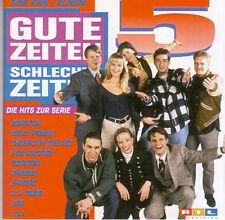 various - gute zeiten schlechte zeiten vol. 5 (CD NEU!) 782124964429