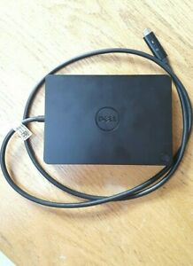 New Open Box! Dell WD15 USB-C Docking Station K17A