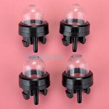 4 Pack Snap In Primer Bulb Carburetor Cap For HUSQVARNA 345 346 350 353 850