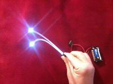 9' 2.5mm FIBER OPTIC MODEL RR LIGHTING, Models, buildings, etc +FREE illuminator