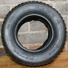 12x4.00-6 12x4-6 2 Ply Tube Type Tire 33 PSI 440lbs Load Turf Tread
