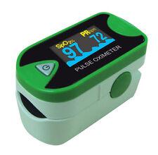 Choicemed MD300 C26 Pulse Oximeter Fingertip  OLED displays SpO2 Brand New