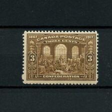 3 cent Confederation stamp F-VF MNH Canada mint