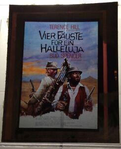VIER FÄUSTE FÜR EIN HALLELUJA Bud Spencer Terence Hill Adria-Verleih 28 Dias