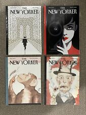 The New Yorker Bundle of 4 Magazines - February & March 2020