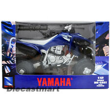 NEWRAY 1:12 2008 YAMAHA YFZ 450 NEW DIECAST MODEL ATV BLUE
