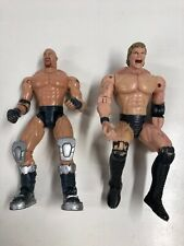 SID VICIOUS & Goldberg WCW Action Figure 2000 X