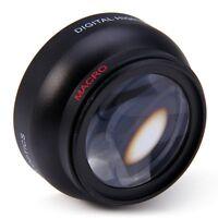 52mm 0.45X Fisheye Wide Angle Macro Lens for Nikon D3200 D3100 IUK