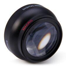 52mm 0.45x Fisheye Wide Angle High Definition Macro Lens for Nikon D3200 D3100