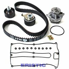 2002-04 Timing Belt Water Pump Kit+Valve Cover Gasket Ford Focus SVT 2.0L ZETEC