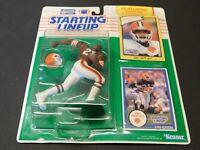 Eric Metcalf CLEVELAND BROWNS 1990 rookie Starting Lineup NFL football figure