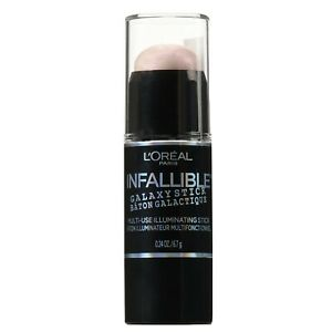 L'OREAL Infallible Galaxy Stick Holographic Highlighter 12 COSMIC PINK NEW!