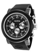 Red Line Torque Sport GMT Chronograph Mens Watch 50050-BB-01-SA