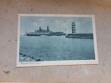 Zwischenkriegszeit (1918-39) Echtfoto aus Mecklenburg-Vorpommern für Schiff & Seefahrt