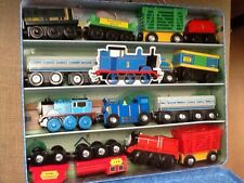Thomas the Tank Engine Train & Friends Large Tin Carry Case Full Of Trains (14)
