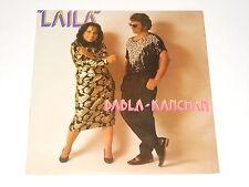 Babla-Kanchan - LP - Laila - rare PRIVATE SOCA - CALYPSO - HINDUSTANI LP
