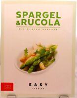 Spargel und Rucola + Kochbuch Easy Cooking + Die besten raffinierten Rezepte (9)