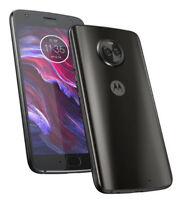 Motorola Moto X4 X4th Gen 32GB 4G LTE Factory Unlocked Smartphone Super Black