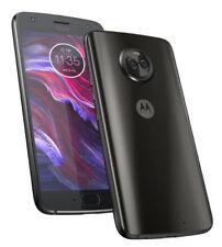 Motorola - Moto X 4th Gen with 64GB Memory Factory Unlocked Super Black-3GB RAM