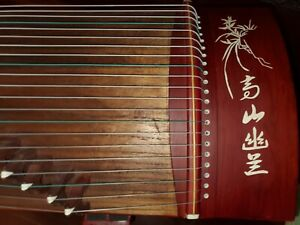 """Guzheng Chinese Instrument 49"""" Koto/Zither Accessories Bundle, stands, free ship"""