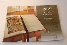 2019 ST. JUDE CALENDAR (BRAND NEW) SJ19