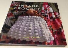 Vintage Crochet Book 30 Patterns